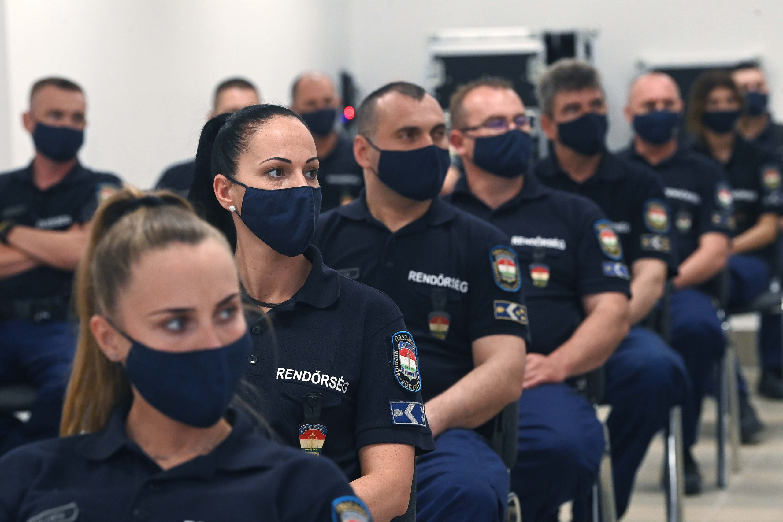 Hungary Sends Police Units to Serbia and North Macedonia