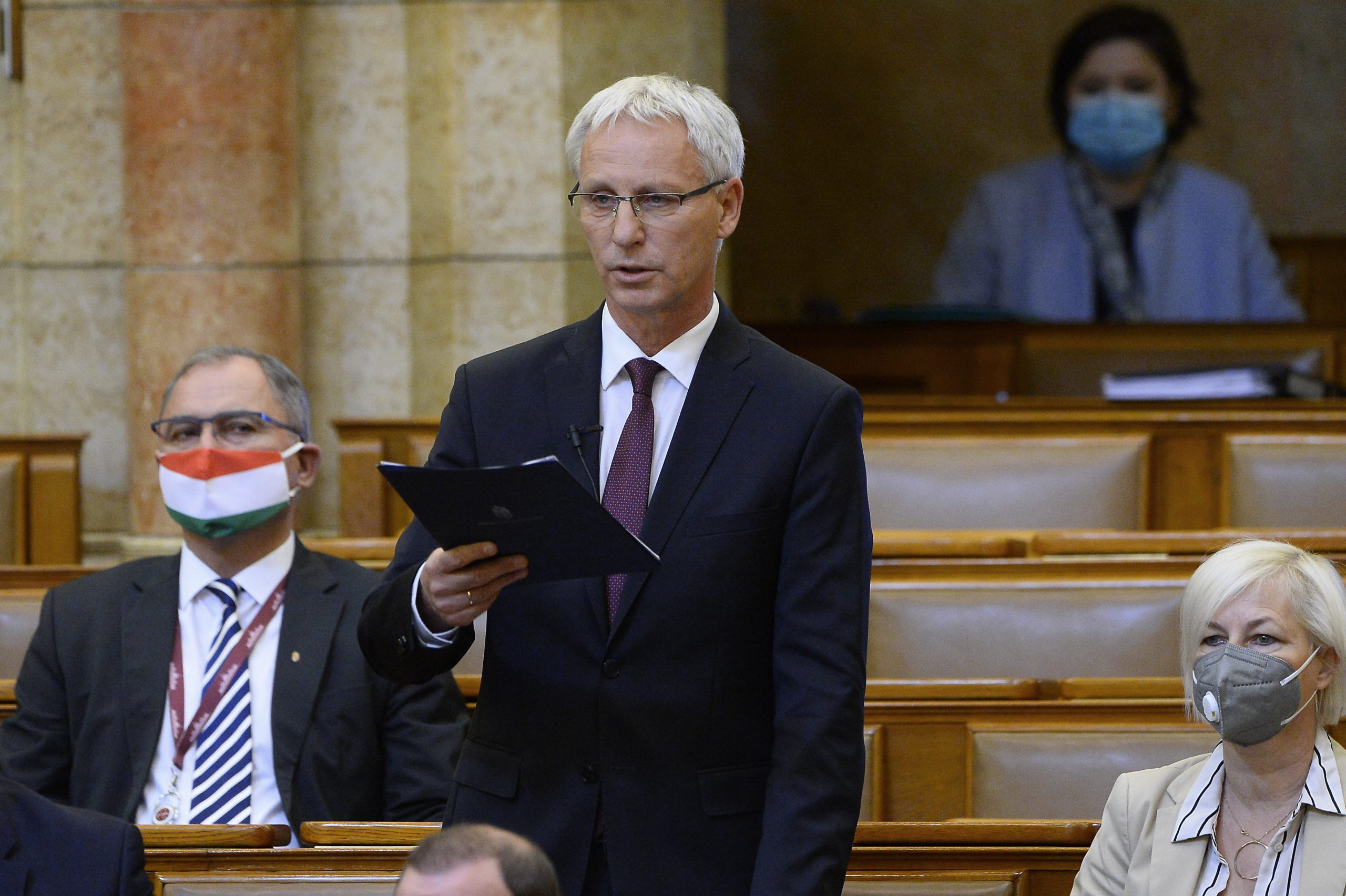 State secretary Soltész: Hungary's Child Protection Law Not Aimed Against LGBTQ People