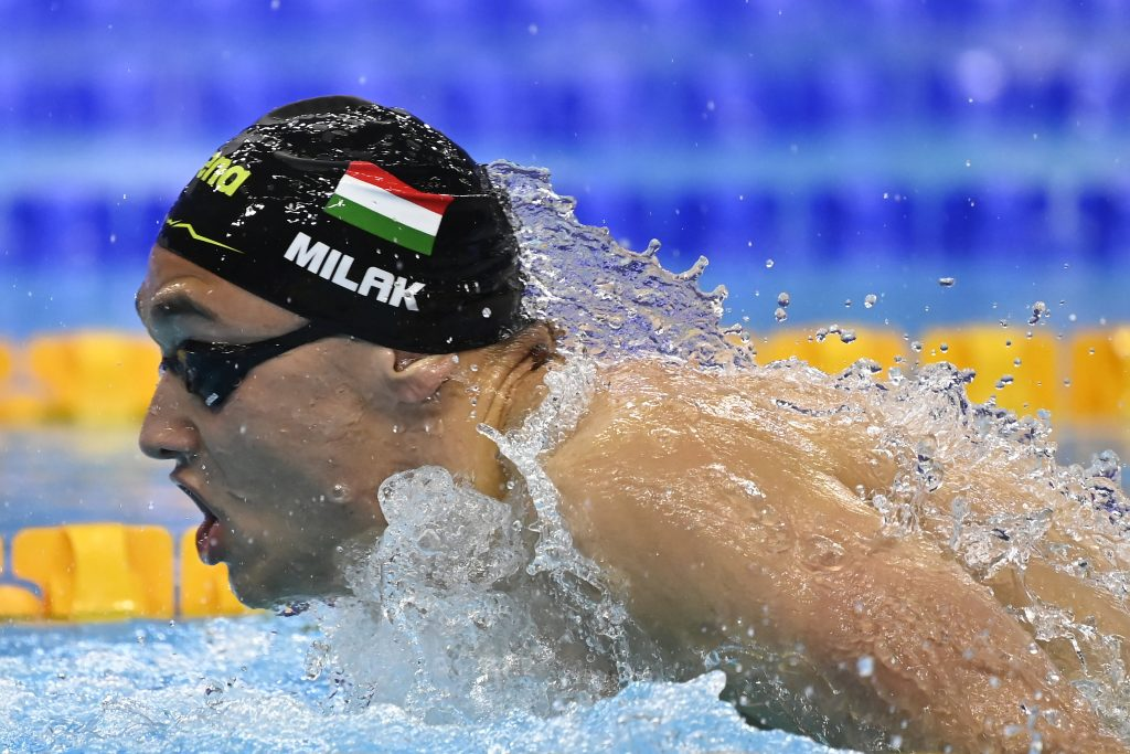 Tokyo 2020: 3-4 Medals Expected from Hungarian Swimmers, With at Least One Gold post's picture