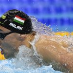 Tokyo 2020: 3-4 Medals Expected from Hungarian Swimmers, With at Least One Gold