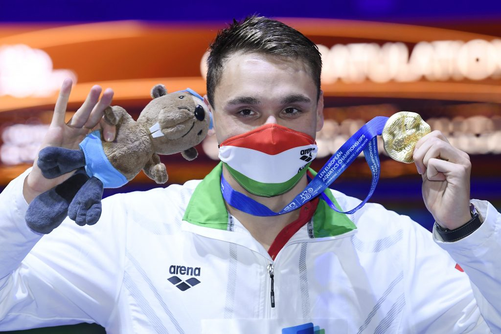 Hungary Wins Second Gold in European Aquatics Championships post's picture