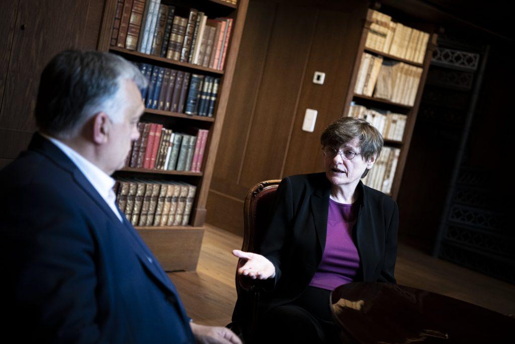 Orbán Meets Pfizer-BioNTech Vaccine Creator Karikó post's picture