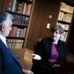 Orbán Meets Pfizer-BioNTech Vaccine Creator Karikó