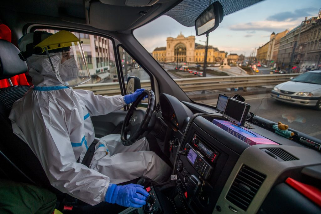 Hungary's 'State of Pandemic Preparedness' Extended to December post's picture