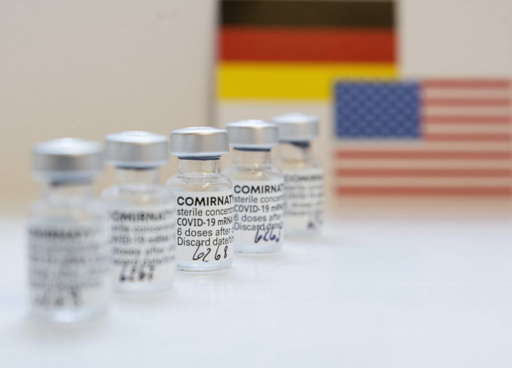 Pfizer Delivers Over 3.8 Million Covid Vaccine Doses to Hungary post's picture
