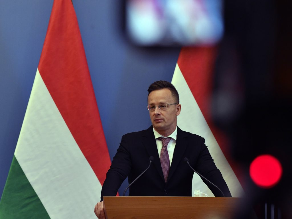 FM Szijjártó: International Lobbying Network Behind 'Attack on Child Protection Law' post's picture