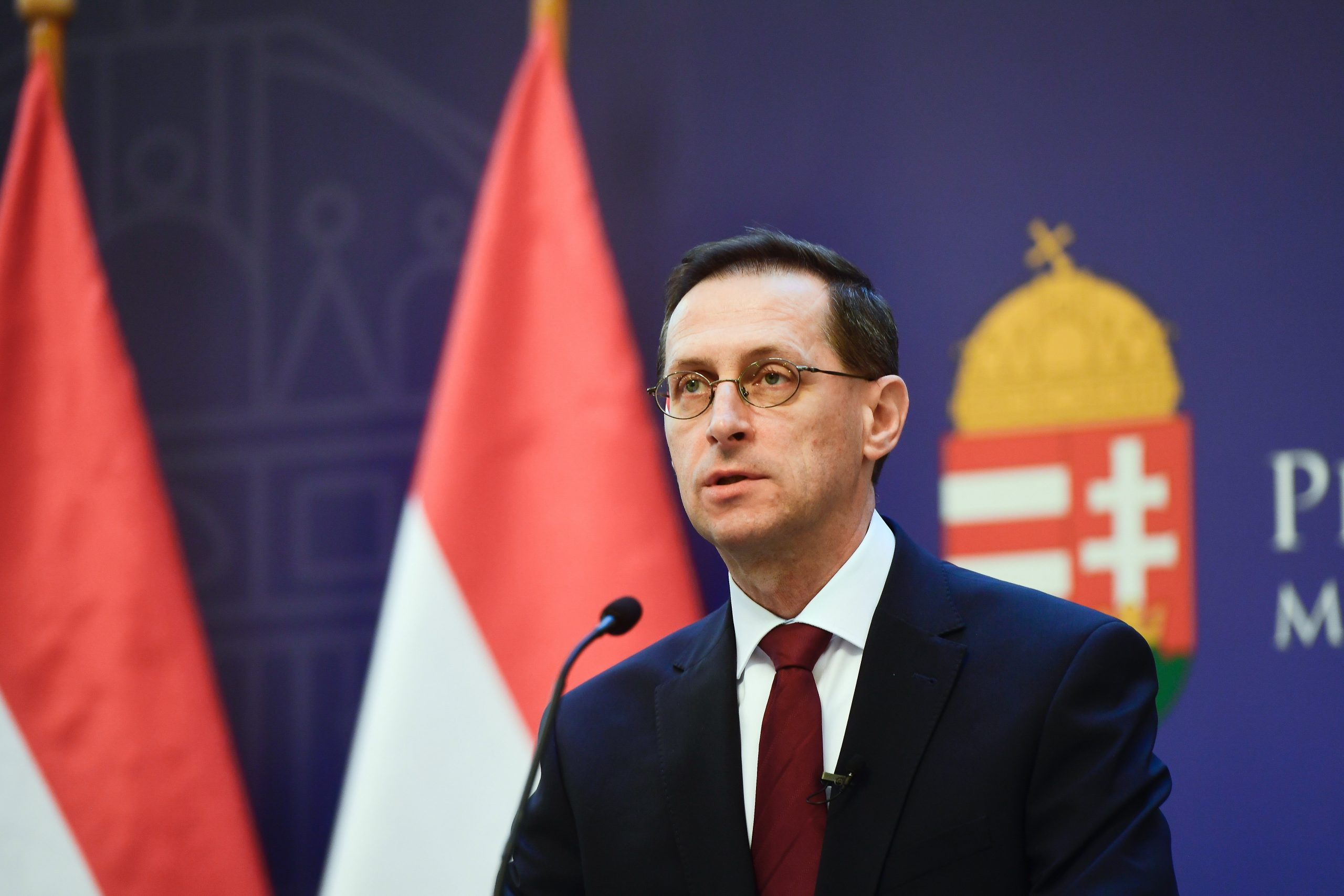 Minister Varga: EU Finance Ministers Agree Supportive Fiscal Policy Still Needed