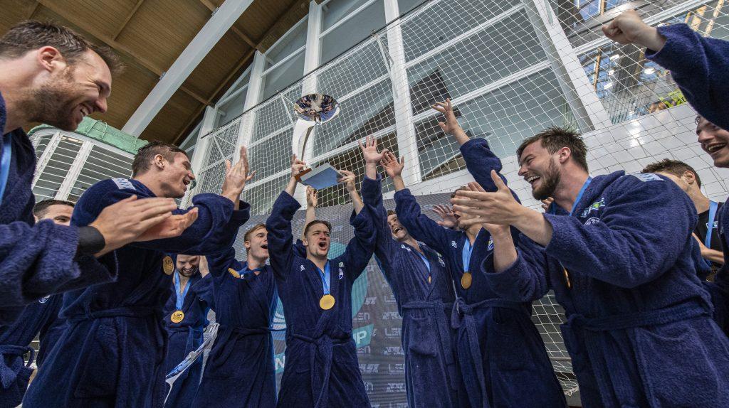 Men's Water Polo – Szolnok Wins Euro Cup
