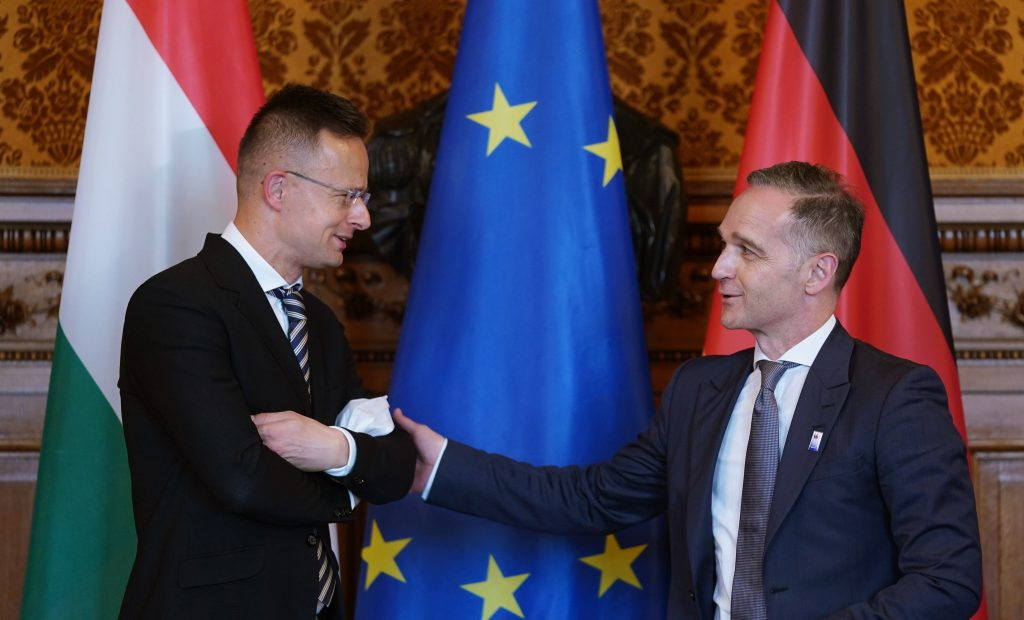 Hungary Takes Over Chairmanship of CoE Council of Ministers post's picture