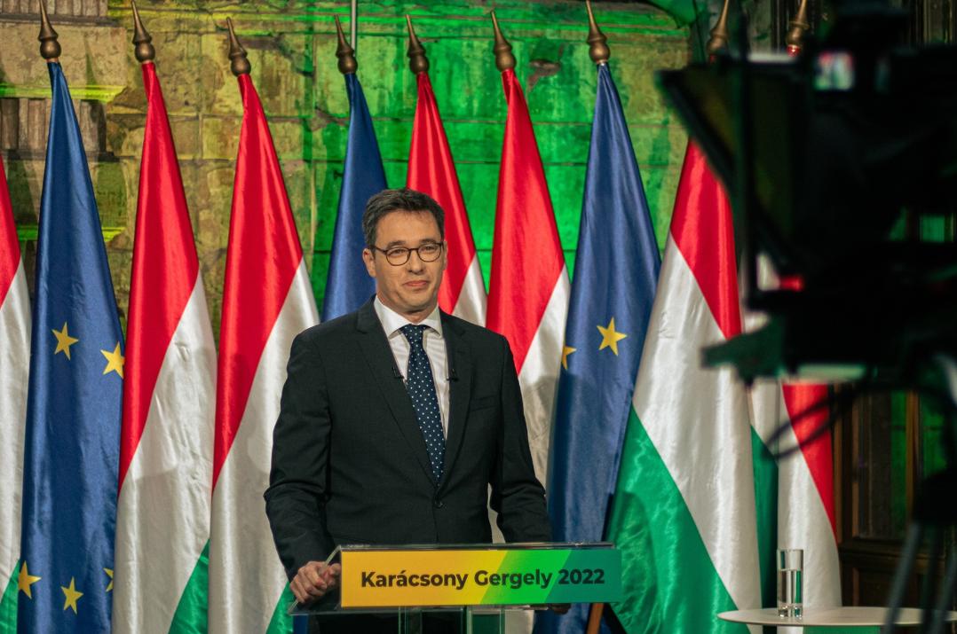 Karácsony: Hungary Needs Dethronement to Repair Damaged, Sick Democracy