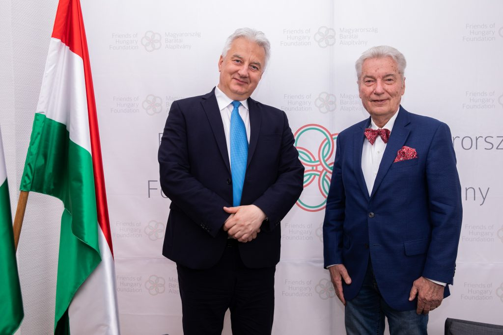 """""""Hungarian Nation Can Only Survive If Every Part of It Survives,"""" I. Friends of Hungary Online Conference post's picture"""