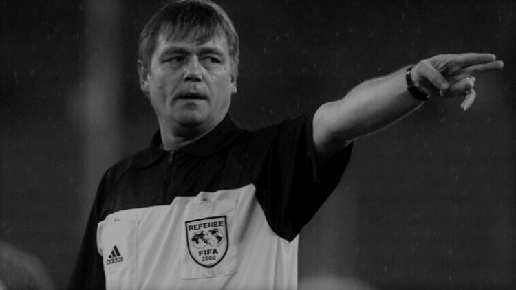 World Class Hungarian Football Ref Sándor Puhl Dies at 65 post's picture