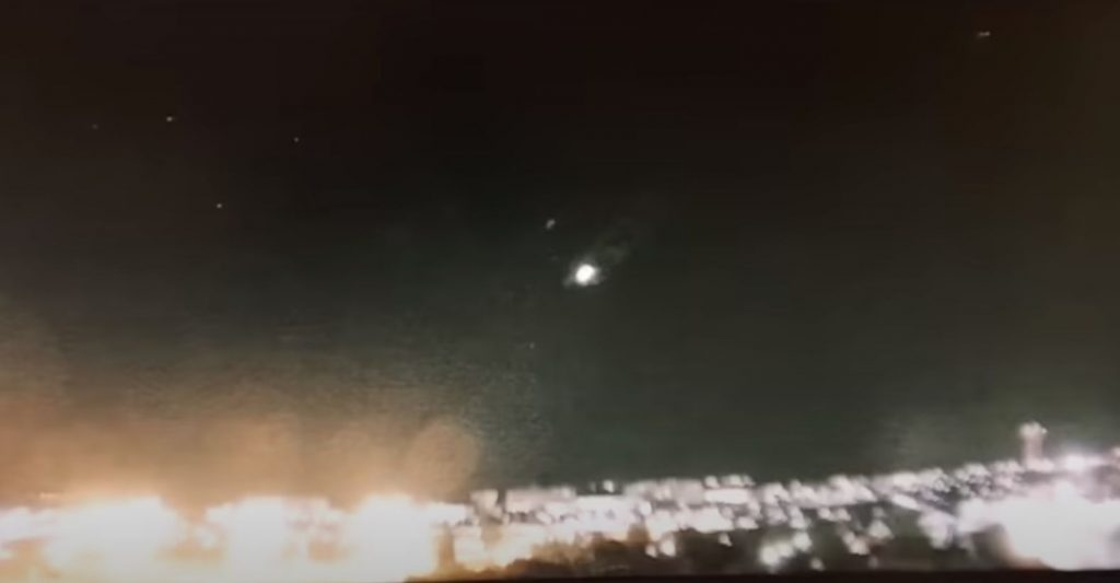 """""""Incredibly Bright"""" Bolide Shoots Over Hungary Tuesday Night post's picture"""