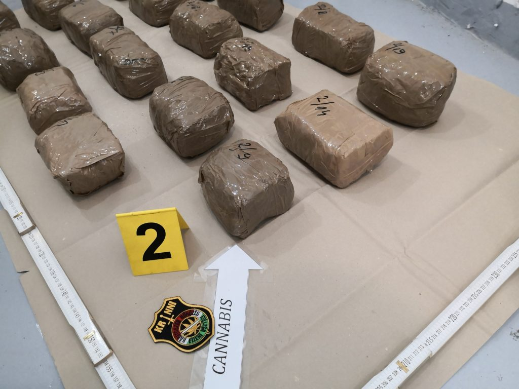 Thirteen Arrested for Alleged Drug Trafficking in Hungary as Part of International Operation post's picture