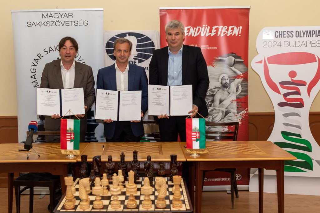 Hungary to Host 2024 Chess Olympiad post's picture