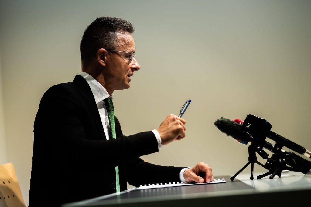 FM Szijjártó: Lack of Stability in Afghanistan Could Trigger Migration post's picture