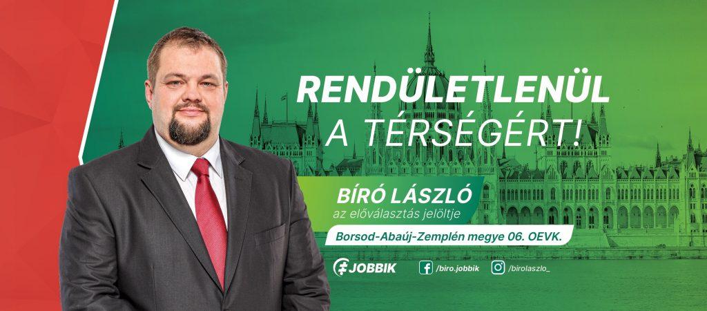 Jewish Org Mazsihisz Protests Against New Candidacy of Jobbik's László Bíró post's picture