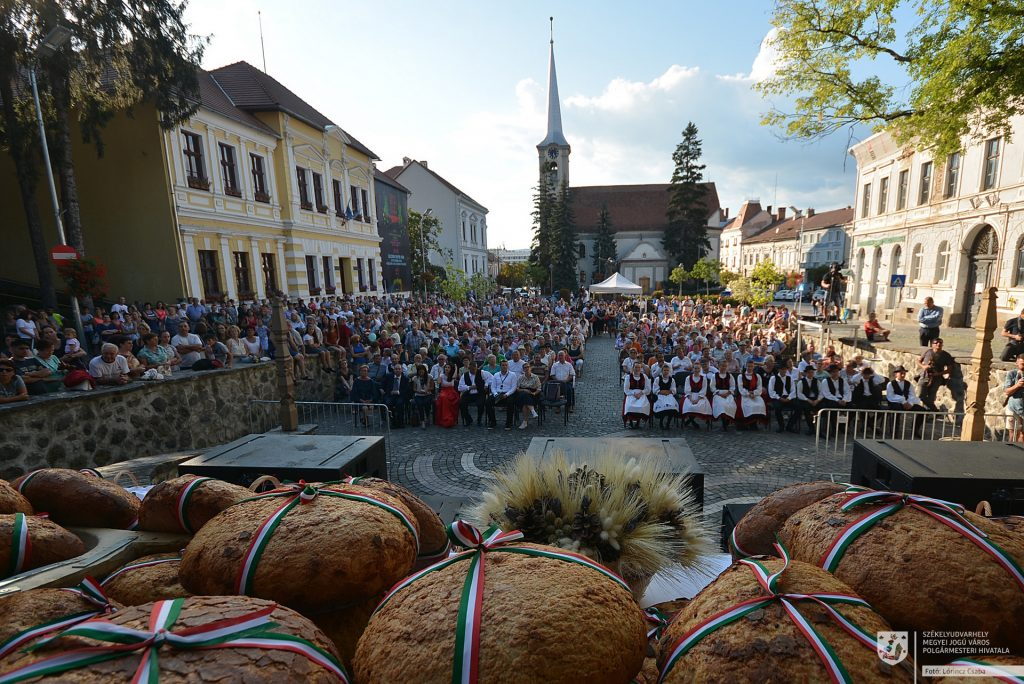 """National Cohesion Day: Székelyudvarhely, Transylvania's """"Most Hungarian Town"""" post's picture"""