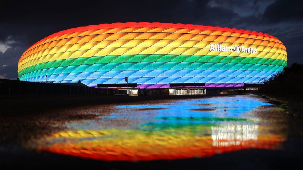 Rainbow Stadium Debate Ignites Conflict Before Hungary-Germany Match post's picture