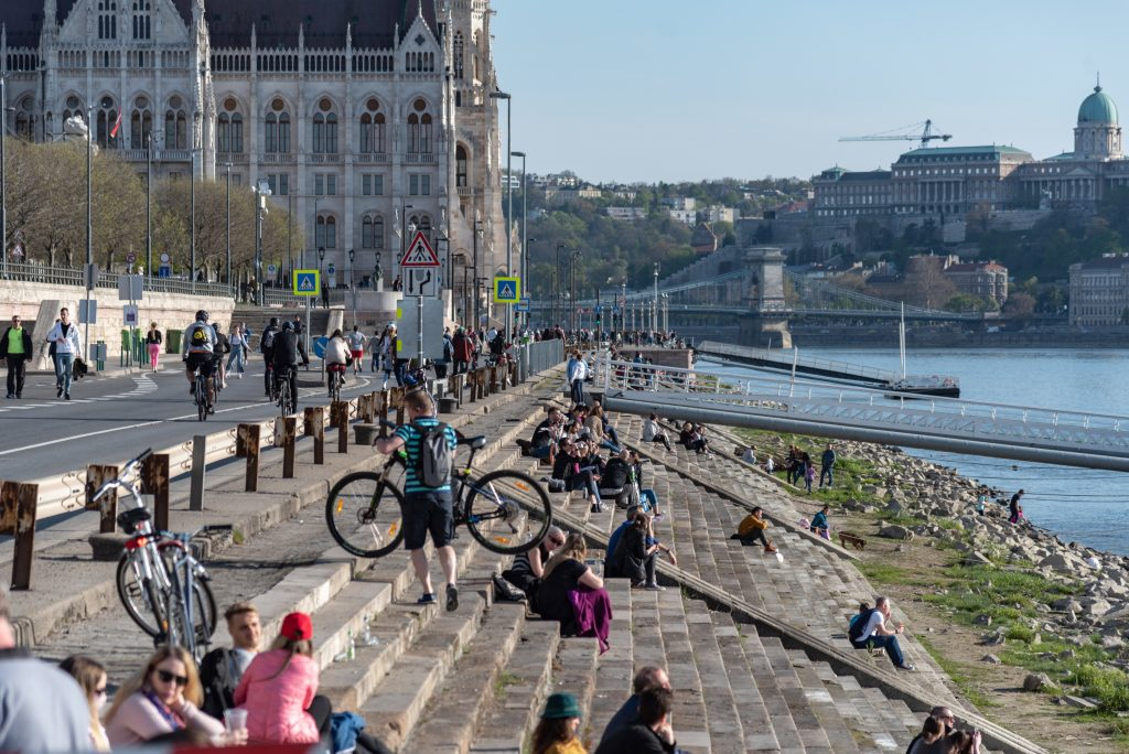 Pest Danube Embankment to Turn into Recreational Space post's picture