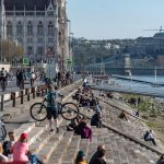 Pest Danube Embankment to Turn into Recreational Space