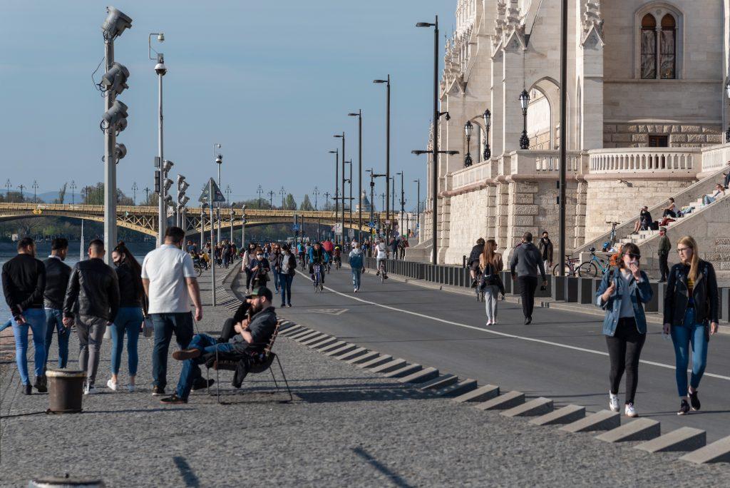 Budapest Danube Embankment Revamp to Start Next Week post's picture