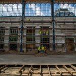 Nyugati Railway Station Passenger Terminal Opens After Revamp