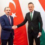 FM Szijjártó: Cooperation with Turkey Economic and Security Priority