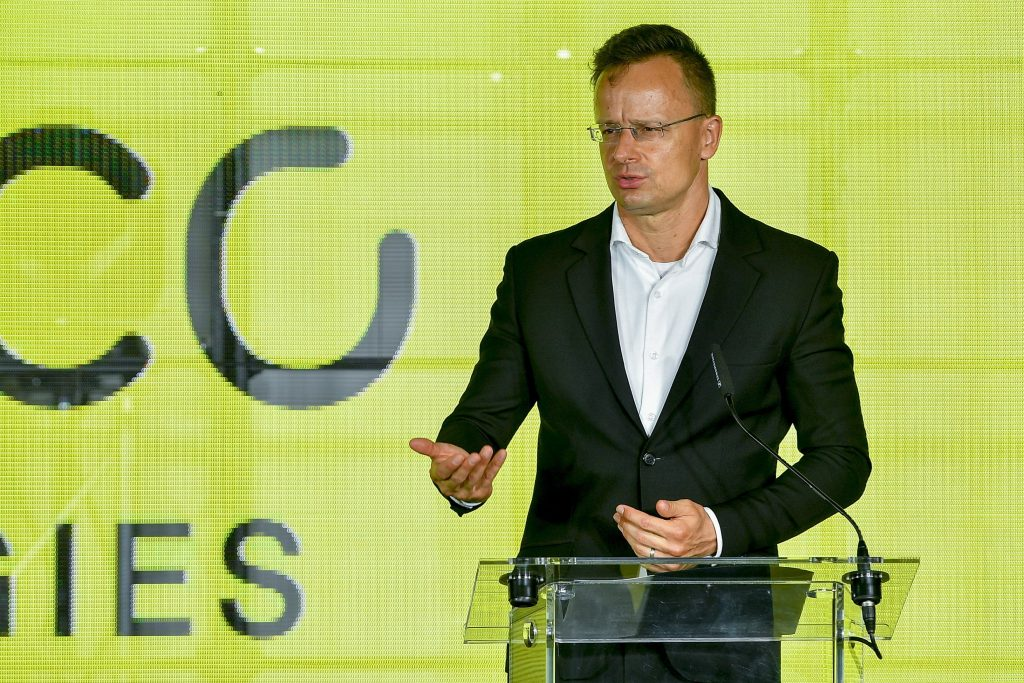 More Proposals Approved to Speed up Economic Recovery, Péter Szijjártó Says post's picture