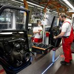 Audi Hungária Stops Production Due to Parts Shortage