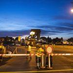 Second Phase of Chain Bridge Reconstruction Gets Underway