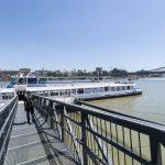 Passenger Boat to Operate During Chain Bridge Renovation