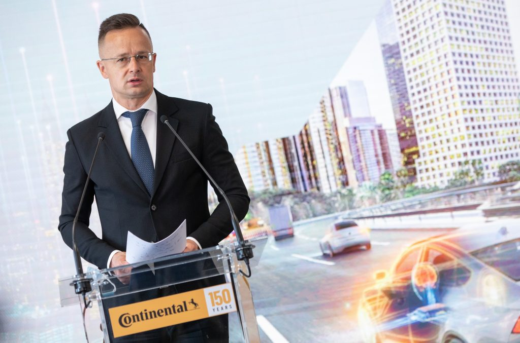 Continental Invests HUF 4.2 Bn in Capacity Expansion post's picture