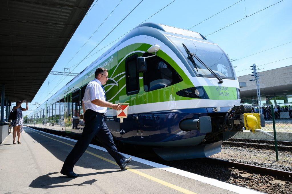 """State Secy: Integration in European High-speed Railway Network """"Grandest Railway Project of Our Life"""" post's picture"""