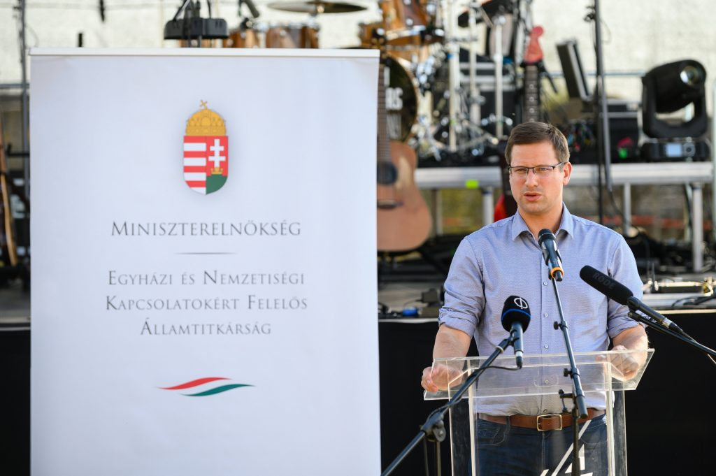 PMO Head Gulyás: Hungary Values National Minorities post's picture