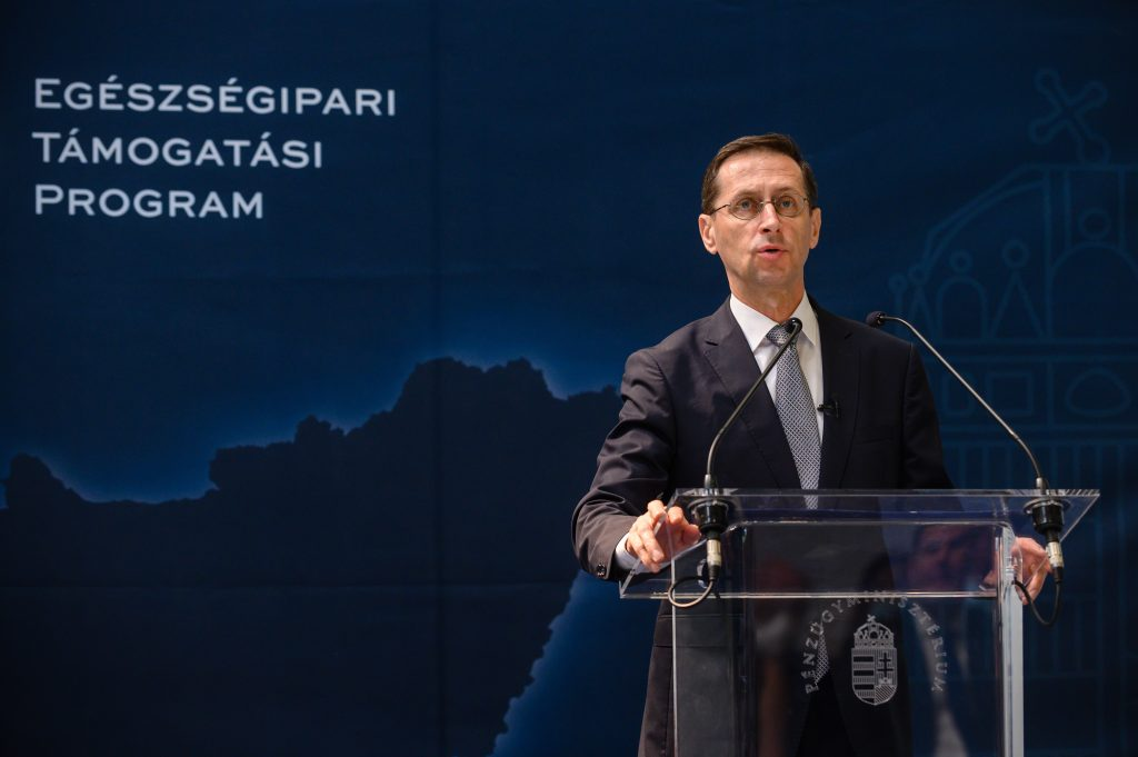 Hungary Health Industry Support Scheme to Save 5,700 Jobs, Finance Minister Says post's picture
