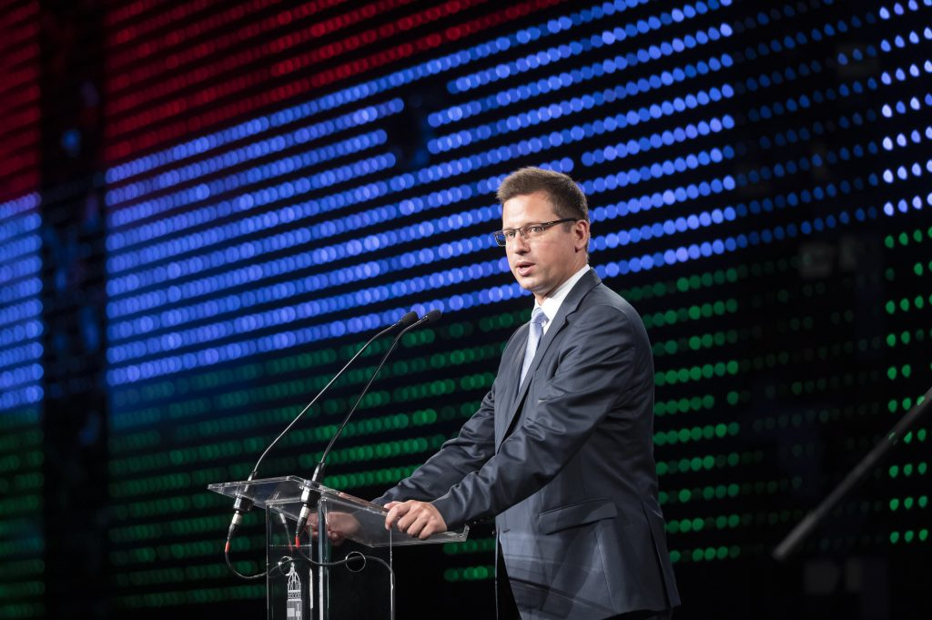 PMO Head Gulyás: Freedom in Past 30 Years Enabled Fulfillment of Many National Aspirations post's picture