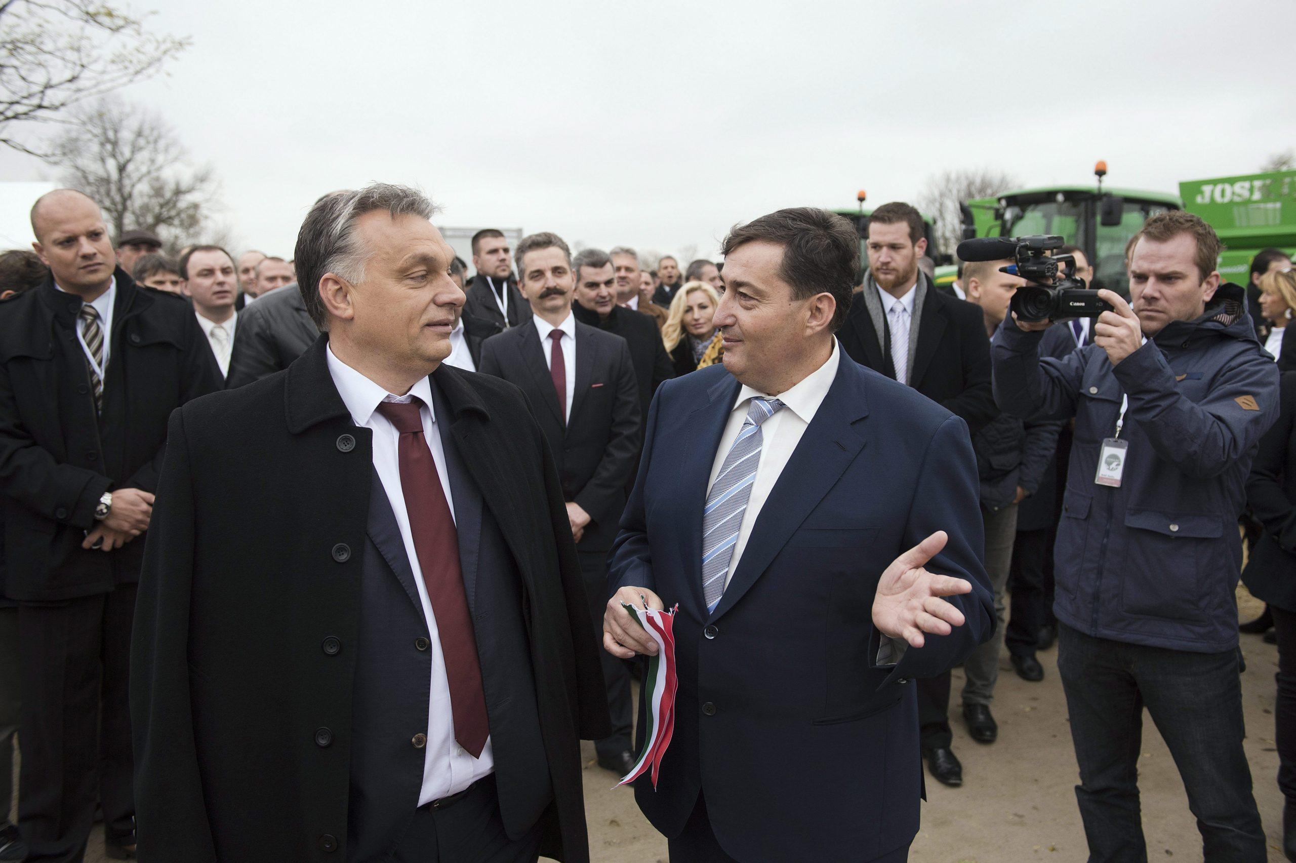 Lőrinc Mészáros Declared Richest Hungarian Generating Harsh Reaction from Opposition