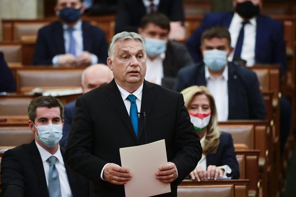 Orbán: Higher Taxes 'Toxic' for Hungarian Economy post's picture