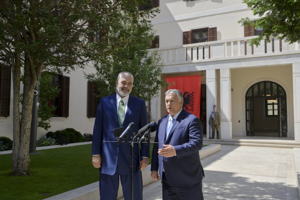 PM Orbán: Hungary Supports Albania's EU Accession post's picture