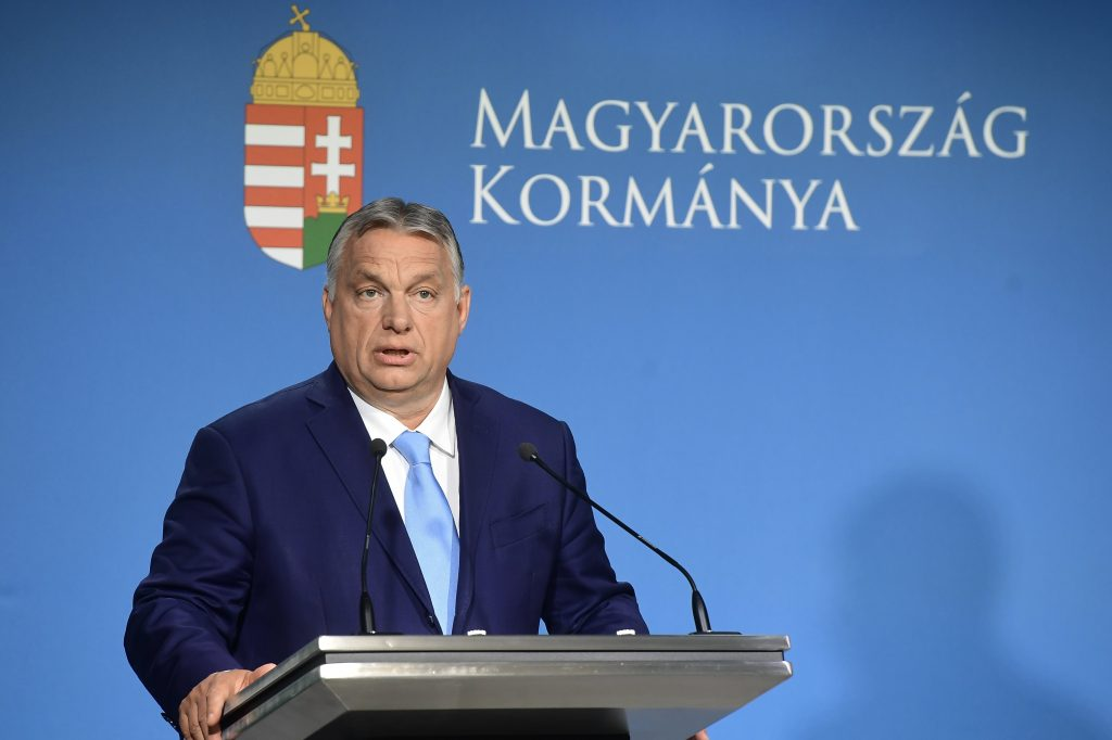 Orbán: Statement by the President of the European Commission is a Shame post's picture