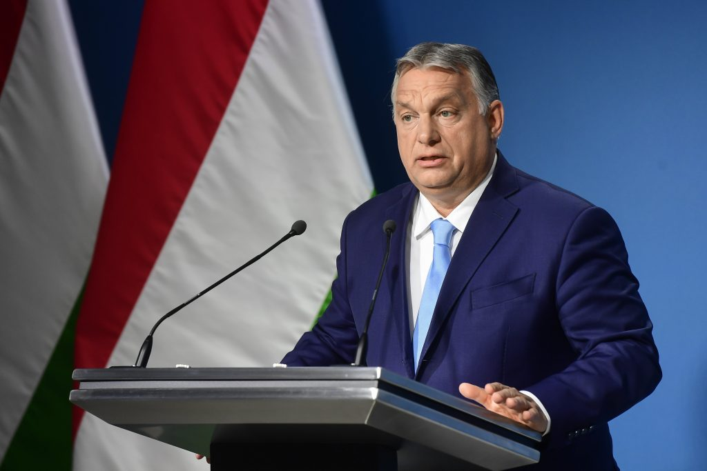 PM Orbán: Those Campaigning with CEU's Expulsion Were not Telling Truth post's picture