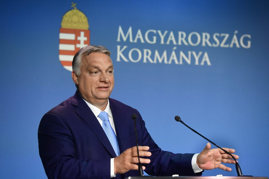 Orbán: Gov't to Launch National Consultation Survey on Reopening Economy post's picture