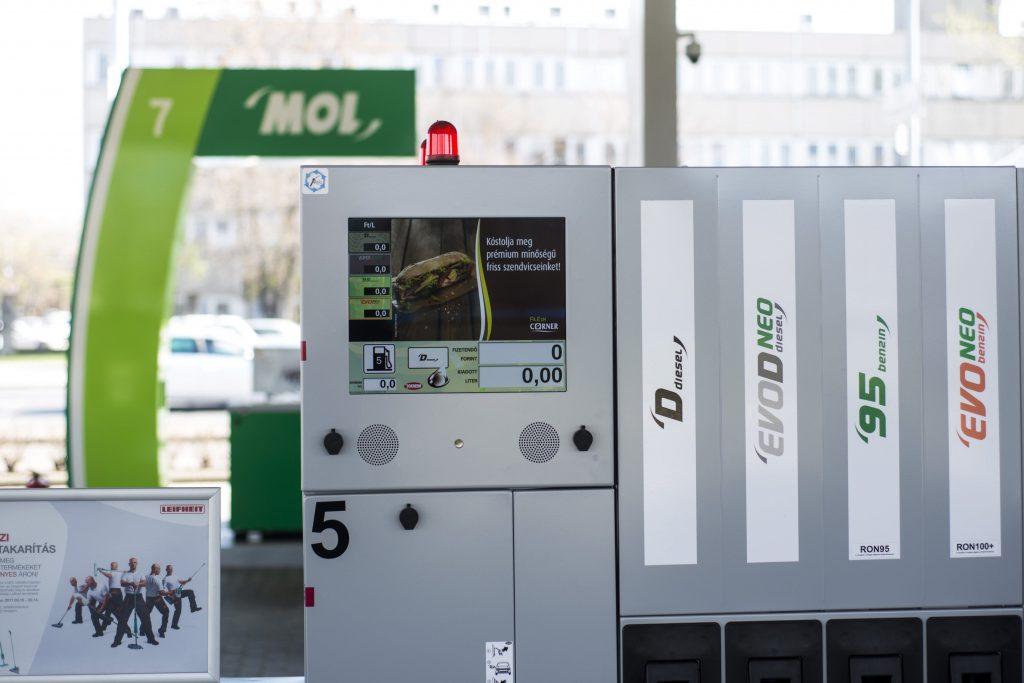 Hungarian Oil Company MOL to Acquire Full Ownership of OMV Slovenija post's picture