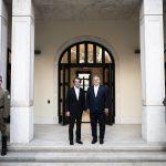 PM Orbán Holds Talks with Former Spanish Premier Aznar