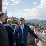 Orbán to World Jewish Congress Head: Hungarian Gov't Handles Anti-Semitism with Zero Tolerance