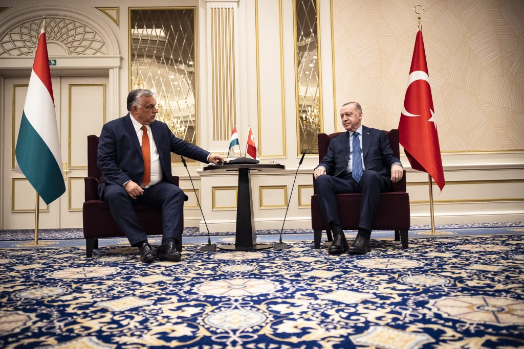 Turkey-Hungary Strategic Cooperation Council to Meet in Istanbul in November post's picture