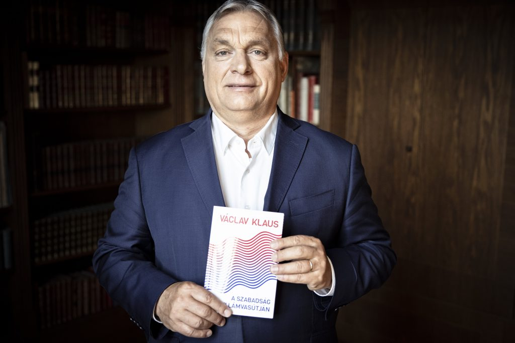 PM Orbán to Vaclav Klaus: New 'War of Independence' in Europe Under Way post's picture