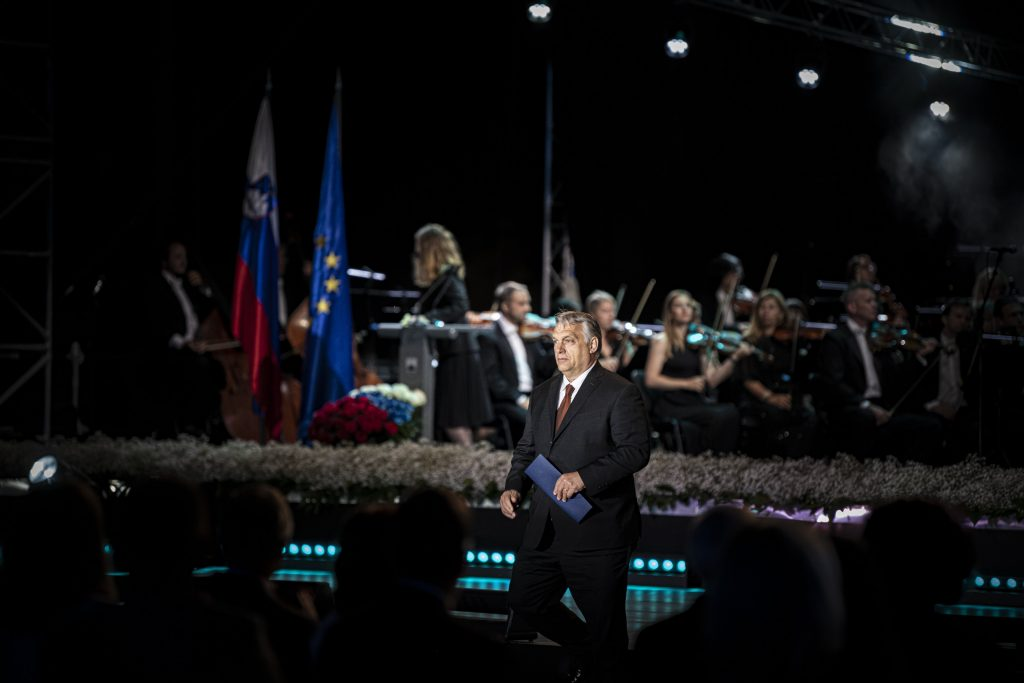 PM Orbán: Hungarians See Slovenians as 'Friends and Christian Brothers' post's picture