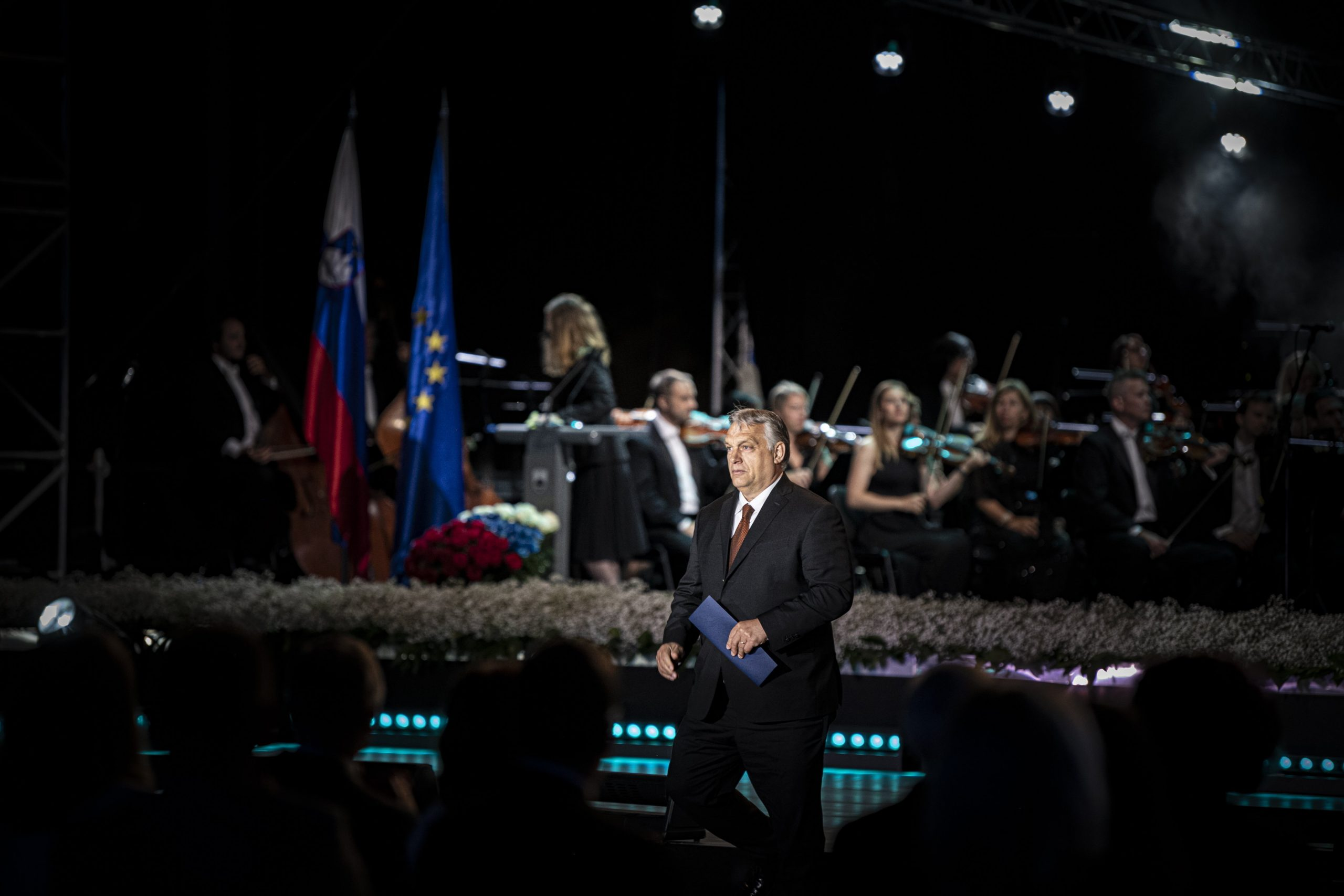 PM Orbán: Hungarians See Slovenians as 'Friends and Christian Brothers'